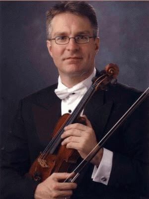 Music at Penn Alps: Jonathan Carney, Violin and Ryo Yanagitani, Piano