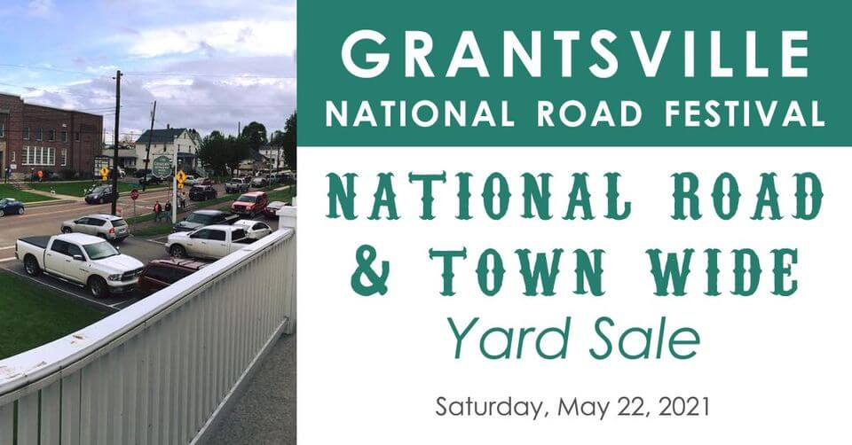 National Road & Town-Wide Yard Sale
