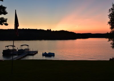 Nicholas DeBello Sunset at Deep Creek Lake, MD