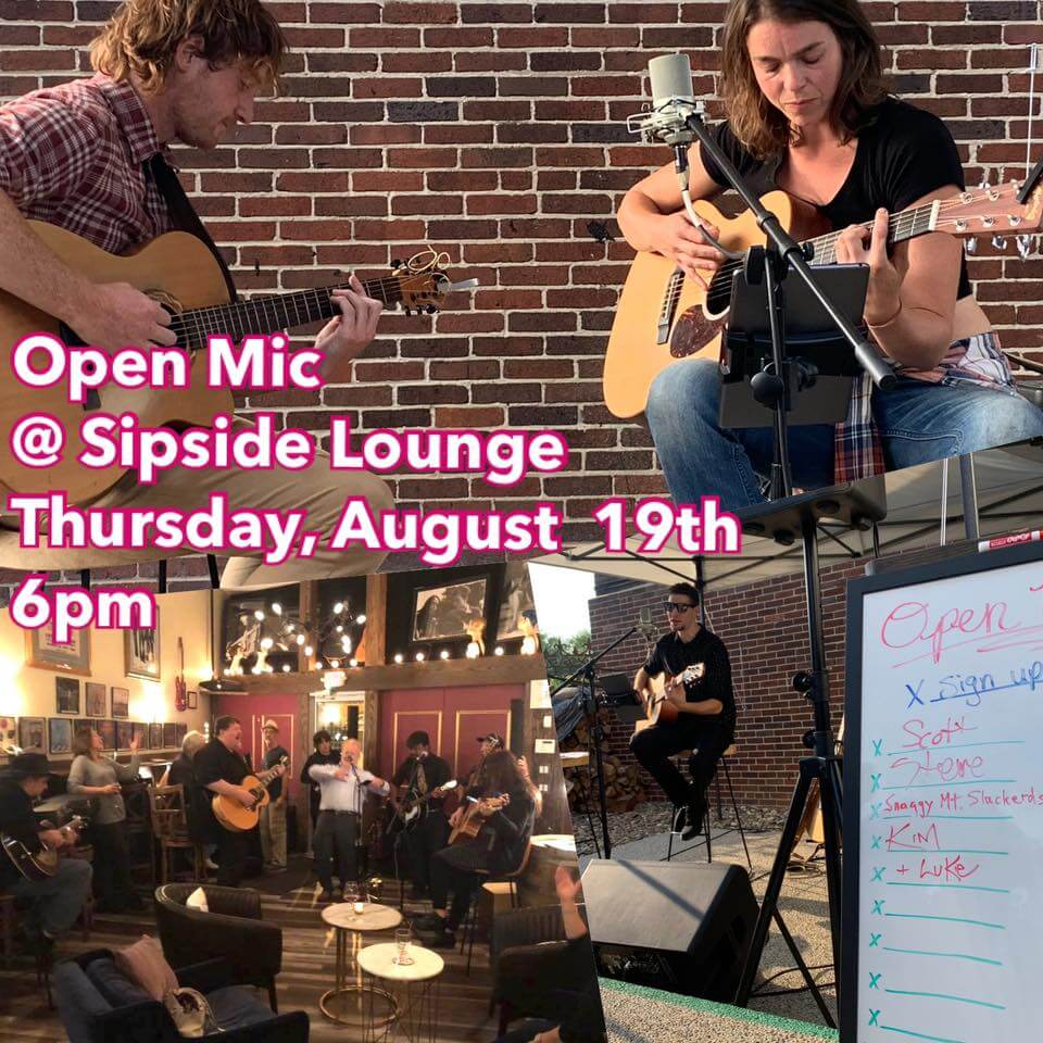 Open Mic at Sipside Lounge