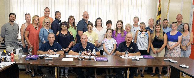 Purple Proclamation in Garrett County