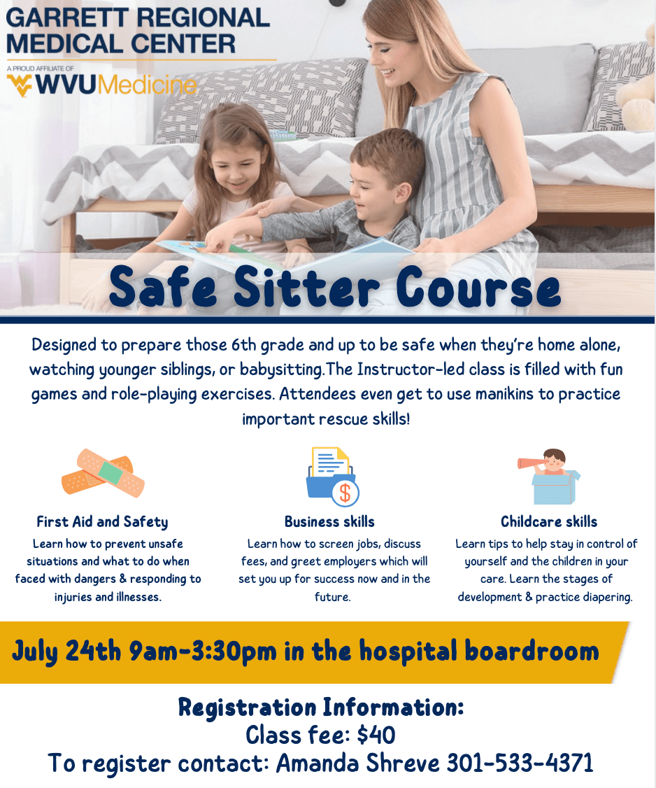 Safe Sitter Course