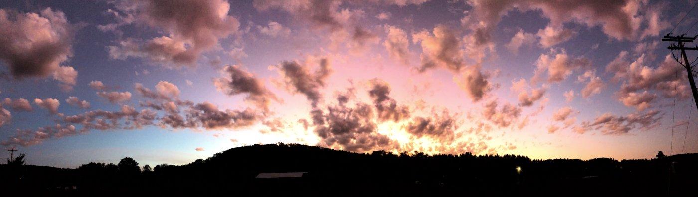 Sarah Myers Sunset at Deep Creek Lake, MD