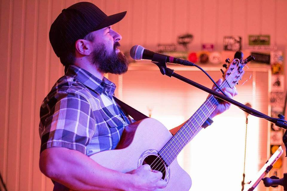 Scott Alexander at Mountain State Brewing Co.
