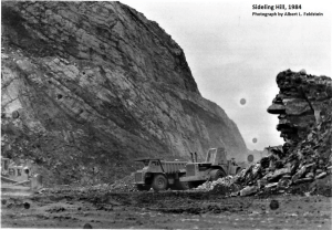 Sideling Hill Construction