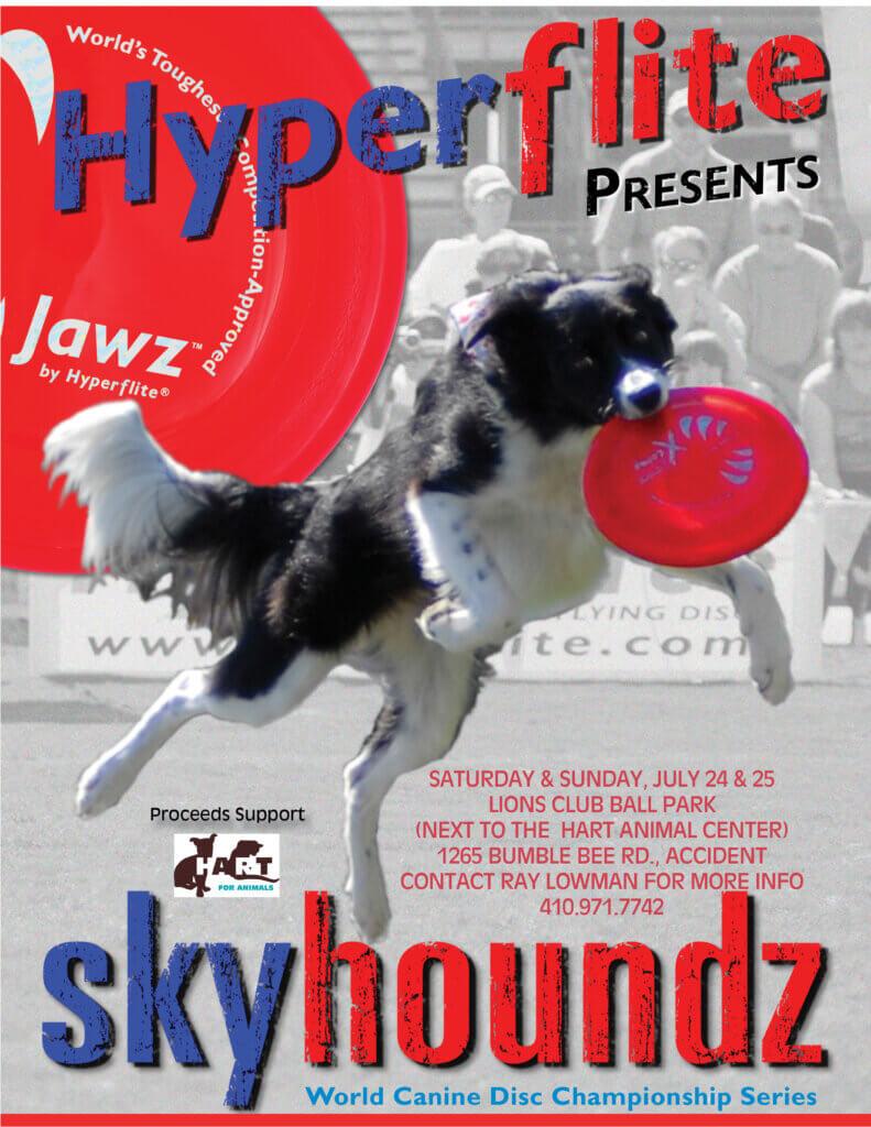 Skyhoundz Disc Dog Championship