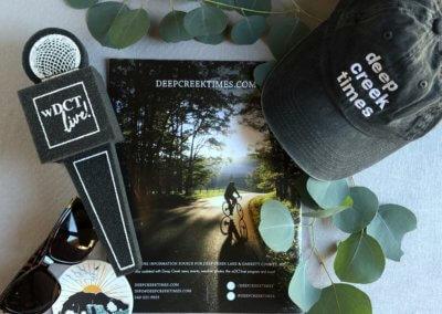 Deep Creek Times on Deep Creek Marry-land Magazine at Deep Creek Lake, MD