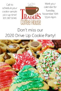 Traders Annual Holiday Cookie Party