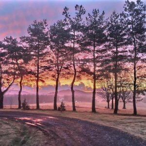 Deep Creek Lake, MD Sunset