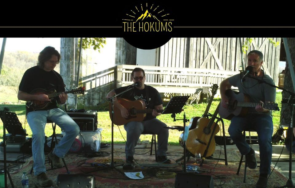 The Hokums at Mountain State Brewing Co.