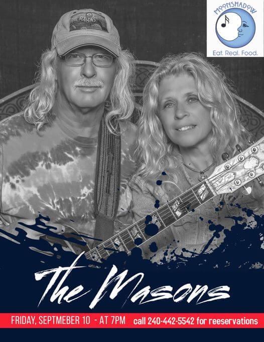 The Masons at MoonShadow