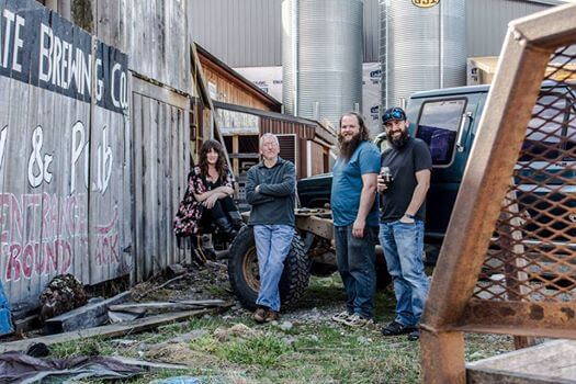 The Terah Crawford Band at Mountain State Brewing Co.