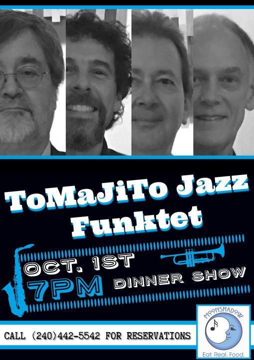 ToMaJiTo Jazz Funktet at MoonShadow