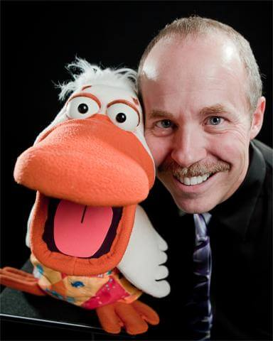 Tom Crowl! Comedy Ventriloquist Show