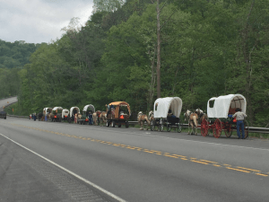 Wagon Train Grantsville, MD