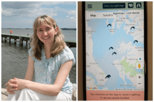 Watershed Moments: Helen Bailey, Chesapeake DolphinWatch