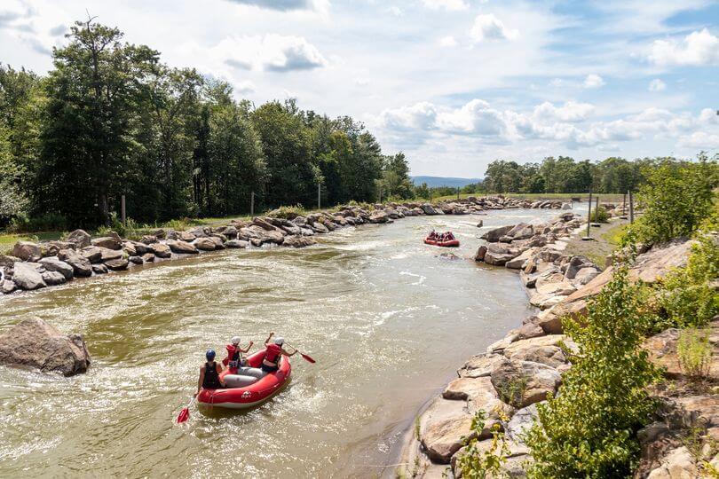Wisp Resort: Whitewater Rafting and Kayaking