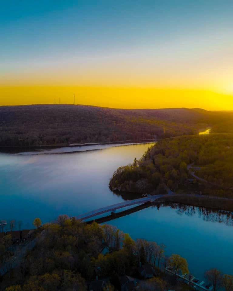 YurSkyGuy Sunrise at Deep Creek Lake, MD