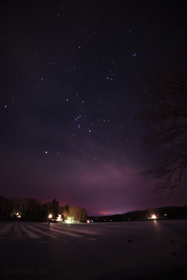 Astro Photography over Deep Creek Lake, MD