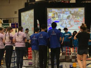FIRST FTC Regional Championship 2018