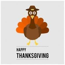 Happy Thanksgiving from Deep Creek Times