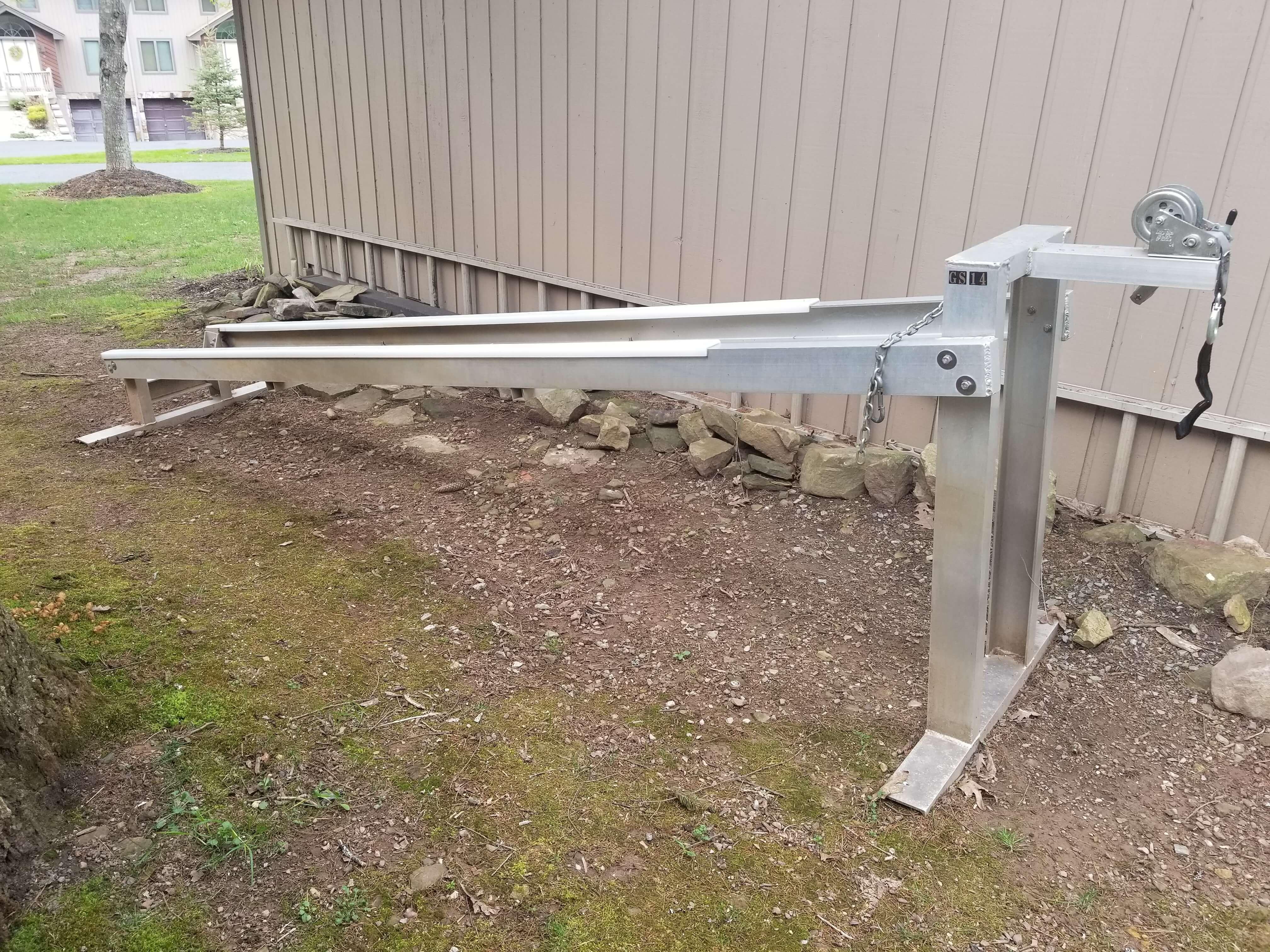 Jet Ski Dock for Sale in Deep Creek Lake, MD