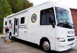 Mobile Military Vet RV Visits Deep Creek Lake, MD