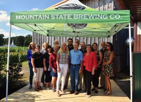 Mountain State Brewery - 10 Year Garrett Chamber Celebration