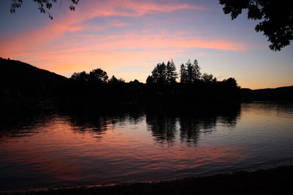 Steve Cusick sunset 8-30-20