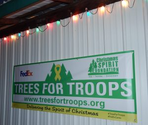 Trees for Troops - Garrett County's Woodlake Tree Farm